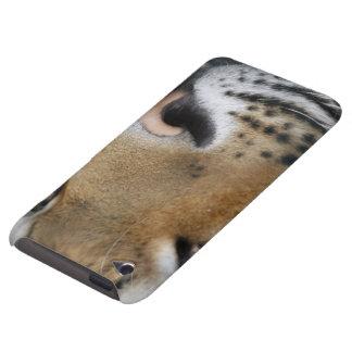 Tigerface closeup iPod Case-Mate case