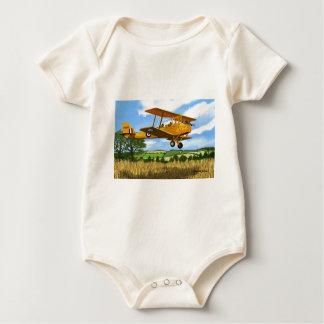 TIGERMOTH FIELDS BABY BODYSUIT