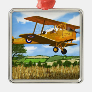 TIGERMOTH FIELDS CHRISTMAS ORNAMENT