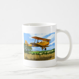 TIGERMOTH FIELDS COFFEE MUG