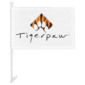 Tigerpaw Car Flag