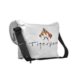 Tigerpaw Medium Messenger Bag