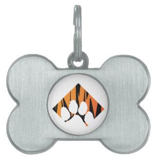 Tigerpaw Pet Tag 2