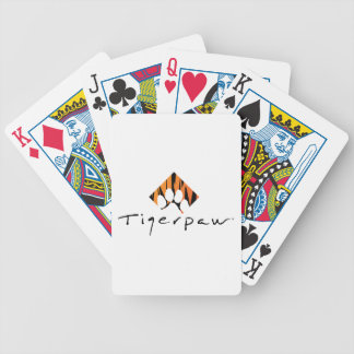 Tigerpaw Playing Cards