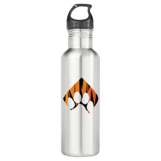 Tigerpaw Water Bottle (24 oz), Stainless Steel