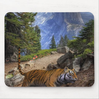 Tiger's Adventure. Mouse Mat