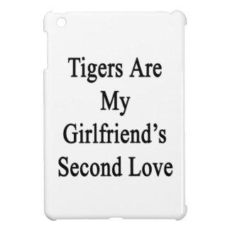 Tigers Are My Girlfriend's Second Love iPad Mini Case