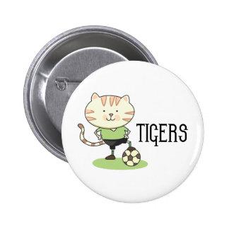 Tigers Pins