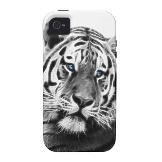 Tigers beauty vibe iPhone 4 case