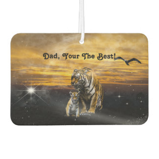 Tigers Father's Day Air Freshener