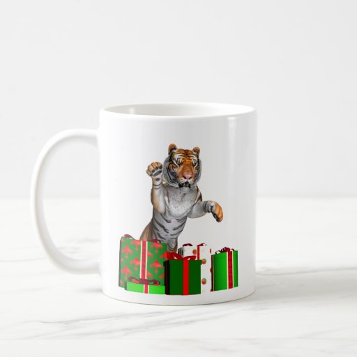 Tiger's Gifts Mugs