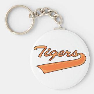 Tigers Key Chain