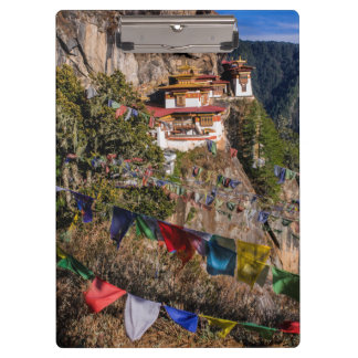 Tiger's Nest Monastery, Bhutan Clipboard