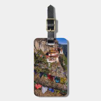 Tiger's Nest Monastery, Bhutan Luggage Tag