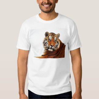 Tigers side glance tshirts
