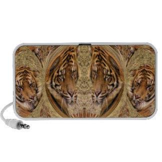 Tigers surround sound_ travel speaker