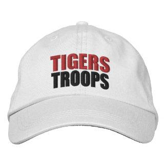 Tigers Troops Hat Baseball Cap