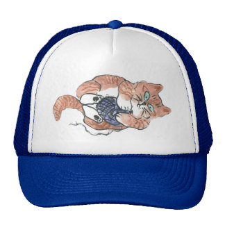 Tiger's Yarn Cap