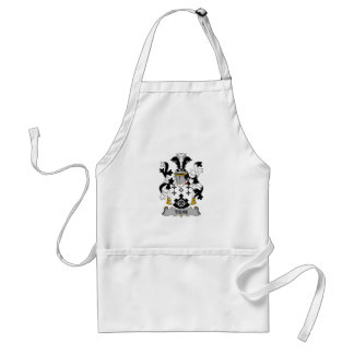 Tighe Family Crest Standard Apron