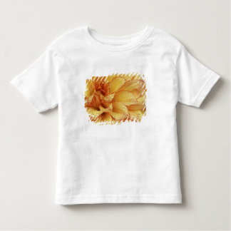 Tight in photographs of Dalhia flower with the 2 Toddler T-Shirt