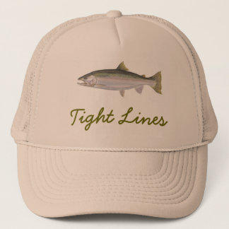 Tight lines Steelhead hat