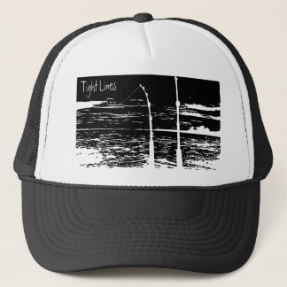 """Tight Lines"" Trucker Cap"