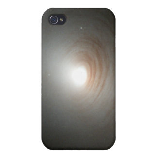 Tightly Wound Arms of Dust Encircle Nucleus Cases For iPhone 4