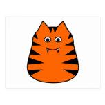 Tigr - Cute Tiger Post Cards