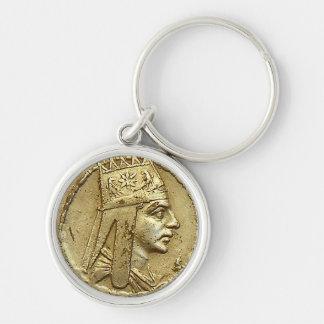 Tigran the Great, King of Armenia Key Ring
