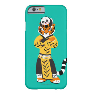 Tigress and Baby Panda Barely There iPhone 6 Case