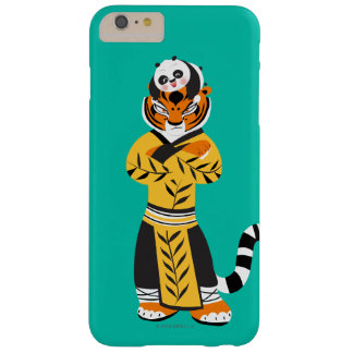 Tigress and Baby Panda Barely There iPhone 6 Plus Case
