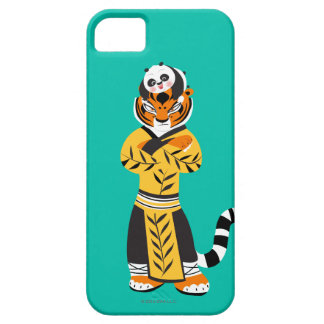 Tigress and Baby Panda Case For The iPhone 5