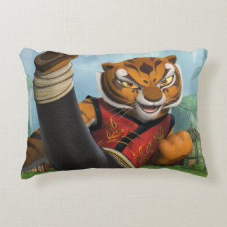 Tigress Kick Decorative Cushion