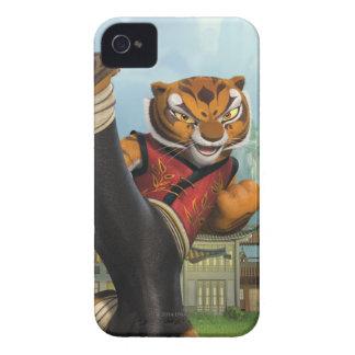 Tigress Kick iPhone 4 Case-Mate Cases