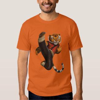 Tigress Kick T Shirts