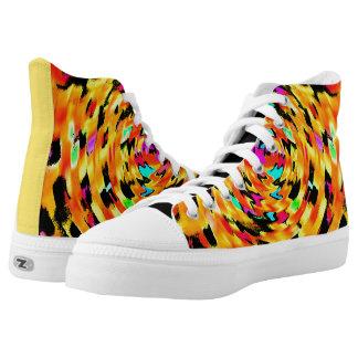 Tigress Printed Shoes
