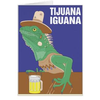 Tijuana Iguana Design Cards