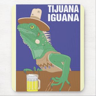 Tijuana Iguana Design Mousepad