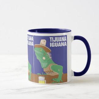 Tijuana Iguana Design Mug