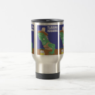 Tijuana Iguana Design Mugs