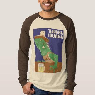 Tijuana Iguana Design T Shirts