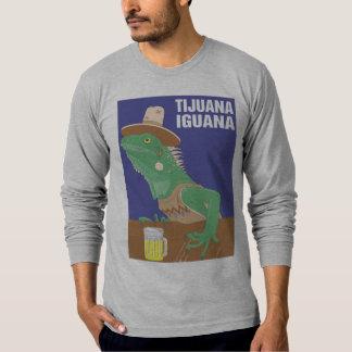 Tijuana Iguana Design Tee Shirts