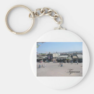 Tijuana Mexico 2 Key Ring