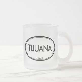 Tijuana Mexico Coffee Mugs
