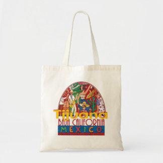 TIJUANA Mexico Budget Tote Bag