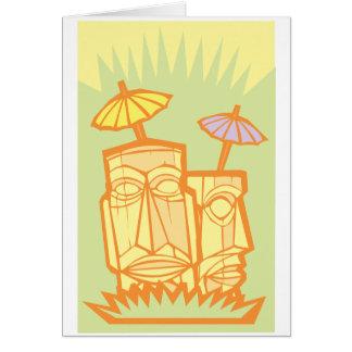 Tiki #3 card