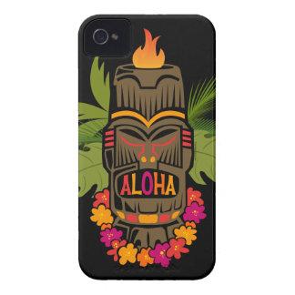 Tiki Aloha iPhone 4 Cover