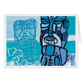 Tiki Card
