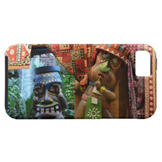 Tiki Fun iPhone 5 Case