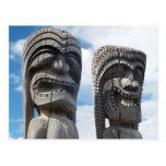 Tiki Gods Postcards